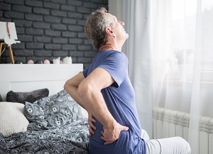 No benefit from amitriptyline for chronic low back pain?
