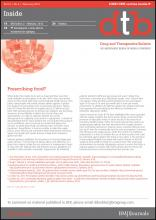 Drug and Therapeutics Bulletin: 51 (2)