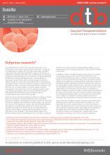 Drug and Therapeutics Bulletin: 51 (3)