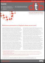 Drug and Therapeutics Bulletin: 53 (2)