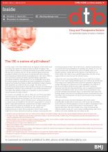 Drug and Therapeutics Bulletin: 53 (3)