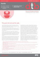 Drug and Therapeutics Bulletin: 55 (7)